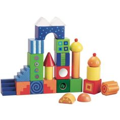 Fantasy Blocks - we have already bought these for Aria even though she is still too young for them. #oompatoys #habausa