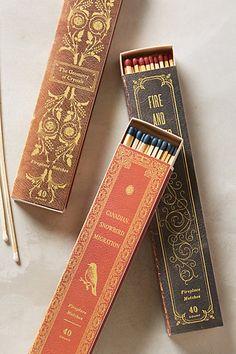 winter's night fireplace matches