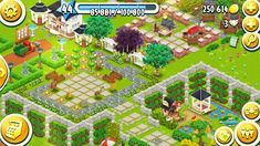 Hayday Farm Design, Hay Day App, Farm Games, Xmas Tree, Design Reference, Farms, Blog, Culture, Places