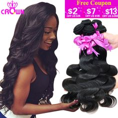 7A Malaysian Virgin Hair Malaysian Body Wave 3PCS Malaysian Body Wave Virgin Hair Rosa Hair Products Mink 100% Human Hair Weave >>> Details can be found by clicking on the image.