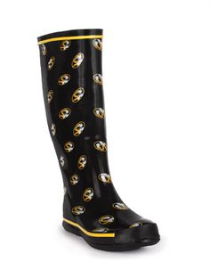 University of Missouri - http://www.myfanshoes.com/collections/colleges#