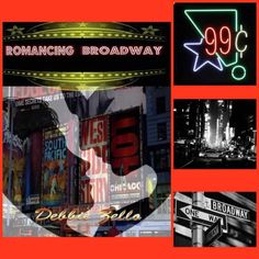 One Book  Two Endings ! 99 cents  ONE BOOK TWO ENDINGS TWICE AS MUCH FUN FOR .99.  Romancing Broadway by #DebbieZello with an original poem written by Ethan Radcliff. Samantha West is a small town girl with big city lights in her eyes. She and her BFF Gabby live in a tiny NYC apartment where Sam waits for her big break on Broadway. A part in an off-Broadway production brings the charismatic Cesere Bottari into her life. Cesere dominates her life from the beginning keeping Sam clueless of his…