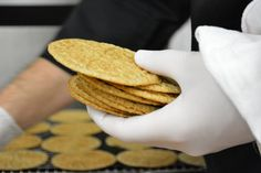 Gluten-free PIzzelles! Perfect for the holidays. Made from Richard's Favorite Waffle & Pancake Mix. Gluten, grain, dairy & soy free. Lower in net carbs. Paleo & Vegetarian friendly.