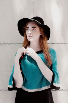 Towanda Knitwear :: Altea Cape