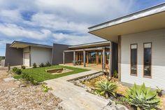 Lifestyle living house exterior.  Bellarine, Geelong.  Peter Lindeman www.peterlindeman.com.au