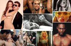 Os 20 clipes mais sexy da música pop (para celebrar o Dia do Sexo!)                                                                                                                                                                                 Mais