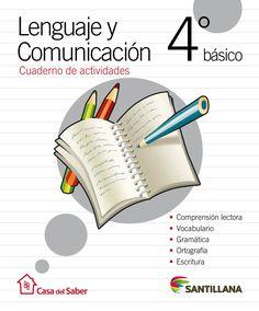 4 lenguaje comunicacion cuaderno de actividades by Giovanna Andrea - issuu