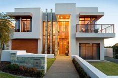 fachada casas modernas - Pesquisa Google