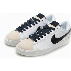 cheap for discount 7a9b7 f2731 Nike Blazer Low Shoes White