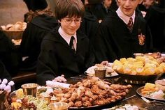 Harry-Potter-Great-Feast-TEAM POULET