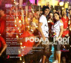Appan Mavane Song Lyrics - Podaa Podi - Dharan - Vaali