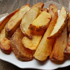 Thrice-Cooked Fries @keyingredient #easy #delicious