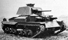 British Tanks of the Inter-war Decades - 1936 - Cruiser Mk I (A9) prototype