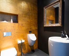 Goldspachtel von Frescolori kombiniert mit Farbe von K.t color