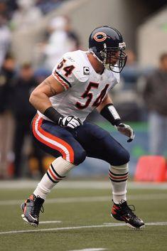 Brian Urlacher bears fav