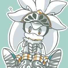 Silver the Hedgehog - Sir Galahad, AWWWWW!!!! THIS IS SO ADORABLE!!!!