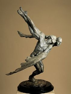 Doves, Third Life    Richard McDonald sculptor