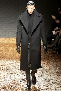 McQ Alexander McQueen Fall 2012 Ready-to-Wear Collection