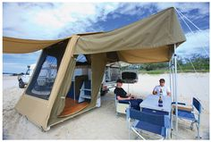 Travelander Folding Adventure Camper