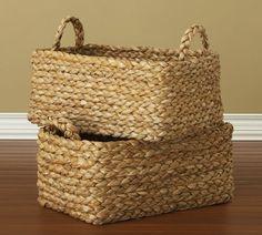 Bailey Basket | Pottery Barn