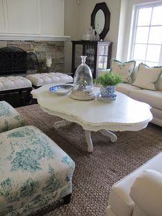 Acorn Lane Vintage Living Period Living, Acorn, Table, Wedding Blog, Furniture, Vintage, Home Decor, Decoration Home, Tassel