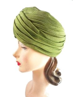 A Curated Collection of Vintage Turbans « This Week's Look