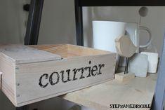 comment faire un transfert sur bois simple : papier sulfurisé !