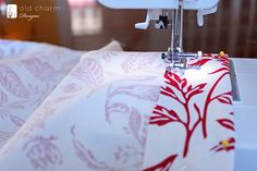 Garden Suite Curtain Reveal and Tutorial | Inspired by Charm