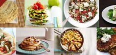 10 nejčtenějších – nejoblíbenějších zdravých receptů v roce Falafel, Waffles, Salsa, Tacos, Mexican, Breakfast, Ethnic Recipes, Food, Bulgur