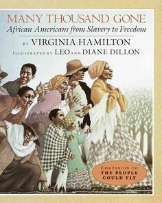 Unavailable for several years, Virginia Hamiltons award-winning companion to The People Could Fly traces the history of slavery in America in the voices and stories of those who lived it. Leo and Dian