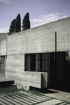 Tomba Brion - Carlo Scarpa | Flickr - Photo Sharing!