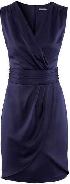Dress - Lyst - I NEED this dress! Wouldn't that just make your waist look fabulous?