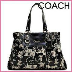 Coach Ashley Horse & Carriage #F15656 $298