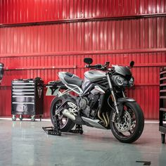 The new Street Triple RS