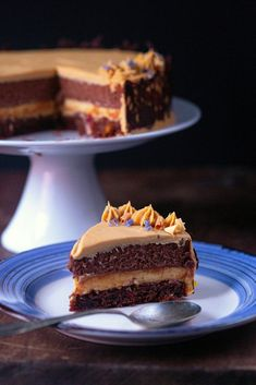 Sweets Recipes, Cake Recipes, Cooking Recipes, Food Cakes, Something Sweet, Chocolate Desserts, Biscuit, Food To Make, Caramel