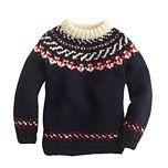Kids' Canadian Sweater Company™ hand-knit wool sweater