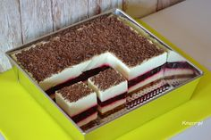 Sprawdź to, zjedz to! Sweets Cake, Food Cakes, Cake Recipes, Sweet Treats, Cheesecake, Food And Drink, Cooking Recipes, Baking, Ethnic Recipes