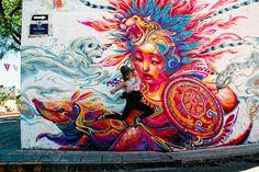 arte callejero graffiti mexicano - Buscar con Google