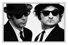 5600094482f dan aykroyd and john belushi the blues brothers Blues Brothers