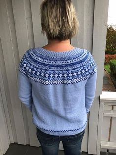 22537914_10154821124430927_1726438951_n Norwegian Knitting, Fair Isle Knitting, Pullover, Silk, Crochet, Knits, Pattern, Sweaters, Baby