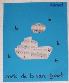 b van boot Letter School, Transportation Theme, Letter Of The Week, Letter J, School Hacks, Baby Crafts, Creative Kids, Spelling, Literacy