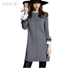 Like and Share if you want this  APOENGE 2018 New Autumn Winter Woolen dress knitted dress Women Long sweater dress large size mini dress vestido de festa LZ205   Tag a friend who would love this!   FREE Shipping Worldwide   Buy one here---> https://ourstoreali.com/products/apoenge-2018-new-autumn-winter-woolen-dress-knitted-dress-women-long-sweater-dress-large-size-mini-dress-vestido-de-festa-lz205/
