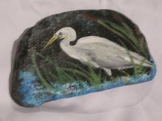 Painted rock paperweights by dkmdesigns on Etsy, $23.00