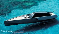 Wally Power 118 Luxury Motor Yacht by Intermarine