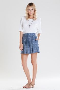 Obey Bowery Skirt