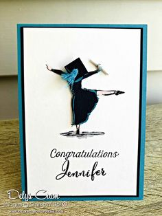 Beautiful you graduation card