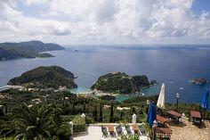 Corfu, Paleokastritsa - Greece