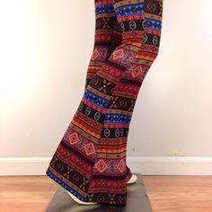 Rainbow Pants - 20% OFF BUNDLESNWT Tribal Bell Bottoms
