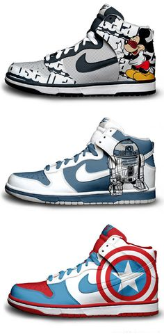 design your own sneakers nike