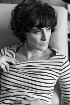 Ines de la Fressange, Vanity Fair - Alessandra D'Urso Photographer